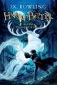 Couverture Harry Potter, tome 3 : Harry Potter et le prisonnier d'Azkaban Editions Bloomsbury 1999