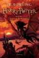 Couverture Harry Potter, tome 5 : Harry Potter et l'ordre du phénix Editions Bloomsbury 2003