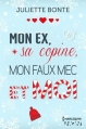 Couverture Mon ex, sa copine, mon faux mec et moi Editions Harlequin (FR) (HQN) 2016