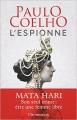 Couverture L'espionne Editions Flammarion 2016
