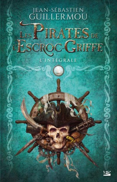 Couverture Les pirates de l'Escroc-Griffe, intégrale