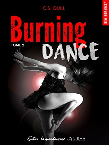 Couverture Burning dance, tome 2