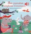 Couverture Mes premières comptines d'animaux Editions Gründ 2013