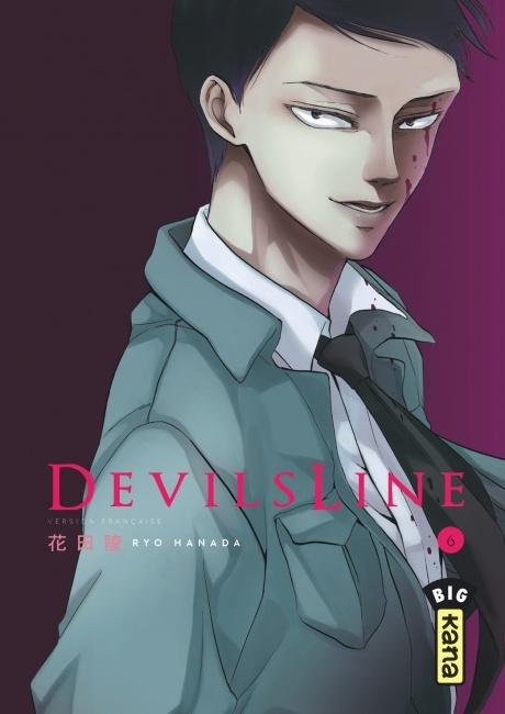 Couverture Devil's line, tome 06