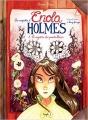 Couverture Les enquêtes d'Enola Holmes (BD), tome 3 : Le mystère des pavots blancs Editions Jungle ! 2016