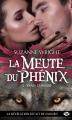 Couverture La meute du phénix, tome 5 : Ryan Conner Editions Milady (Bit-lit) 2016