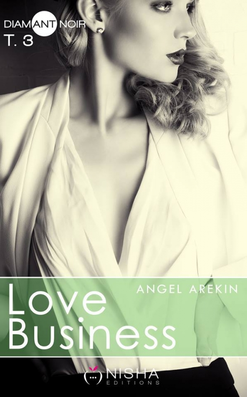 Couverture Love Business (Spicy), tome 3