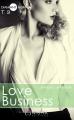 Couverture Love Business (Spicy), tome 3 Editions Nisha (Diamant noir) 2016