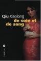 Couverture De soie et de sang Editions Liana Lévi 2007