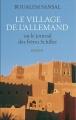 Couverture Le Village de l'Allemand ou le Journal des frères Schiller Editions France Loisirs 2008