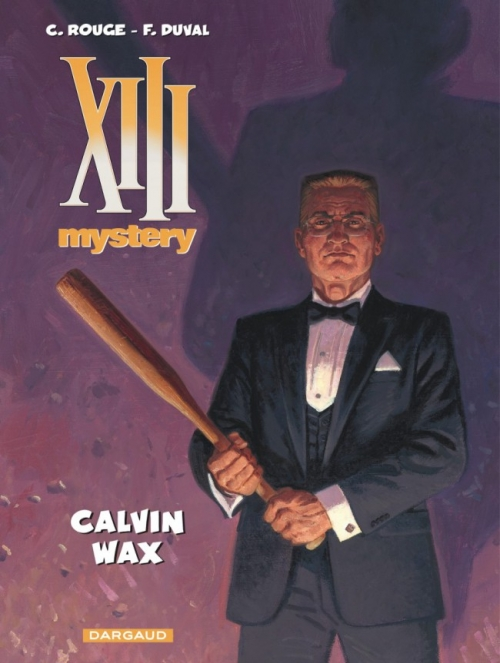 Couverture XIII mystery, tome 10 : Calvin Wax