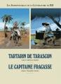 Couverture Les indispensables de la littérature en bd, double, tome 06 : Tartarin de Tarascon, Le capitaine Fracasse Editions France Loisirs 2014