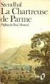 Couverture La chartreuse de Parme Editions Folio  1989