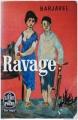 Couverture Ravage Editions Le Livre de Poche 1943