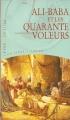 Couverture Ali Baba et les quarante voleurs / Ali Baba et les 40 voleurs Editions Maxi-Livres 2001