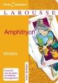 Couverture Amphitryon Editions Larousse (Petits classiques) 2009