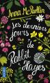 Couverture Les derniers jours de Rabbit Hayes Editions Pocket 2017