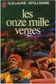 Couverture Les onze mille verges Editions J'ai Lu 1976