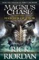 Couverture Magnus Chase et les Dieux d'Asgard, tome 2 : Le Marteau de Thor Editions Puffin Books 2016