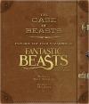 Couverture La valise des créatures : Explorez la magie du film Les animaux fantastiques Editions HarperCollins 2016