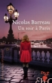 Couverture Un soir à Paris Editions Héloïse d'Ormesson 2017