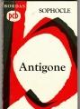 Couverture Antigone Editions Bordas (Classiques) 1967