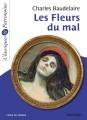 Couverture Les fleurs du mal / Les fleurs du mal et autres poèmes Editions Magnard (Classiques & Patrimoine) 2015