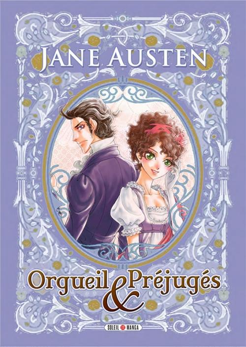 Couverture Orgueil & préjugés (manga)