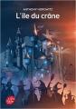 Couverture Les aventures de David Eliot, tome 1 : L'île du crâne Editions Le Livre de Poche (Jeunesse) 2014