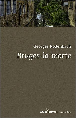 Couverture Bruges-la-Morte