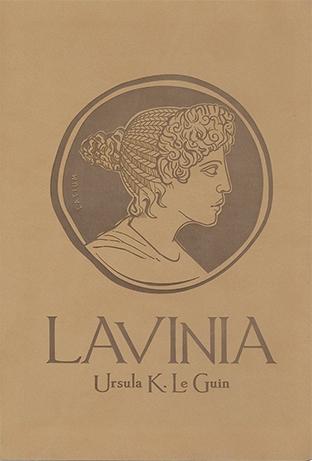 Couverture Lavinia