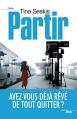 Couverture Partir Editions Le Cherche Midi (Thriller) 2015