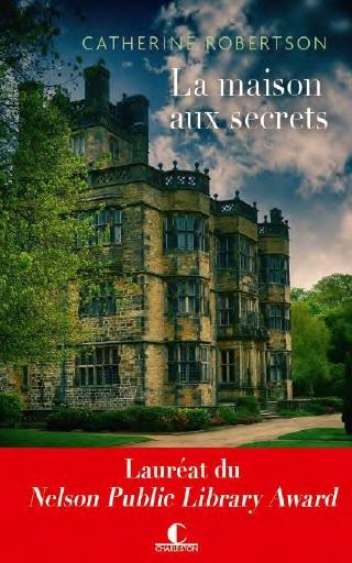 Couverture La maison aux secrets