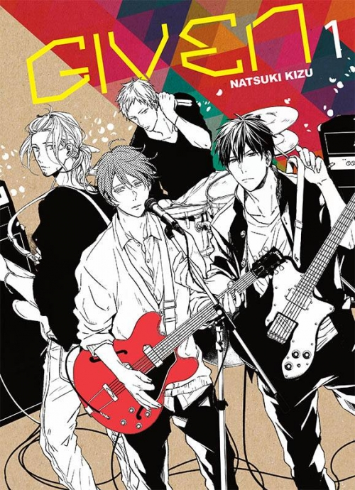 Couverture Given, tome 1