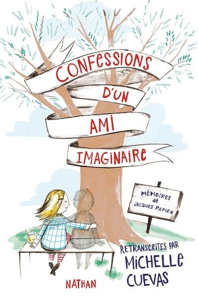 Couverture Confessions d'un ami imaginaire
