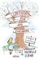 Couverture Confessions d'un ami imaginaire Editions Nathan 2017