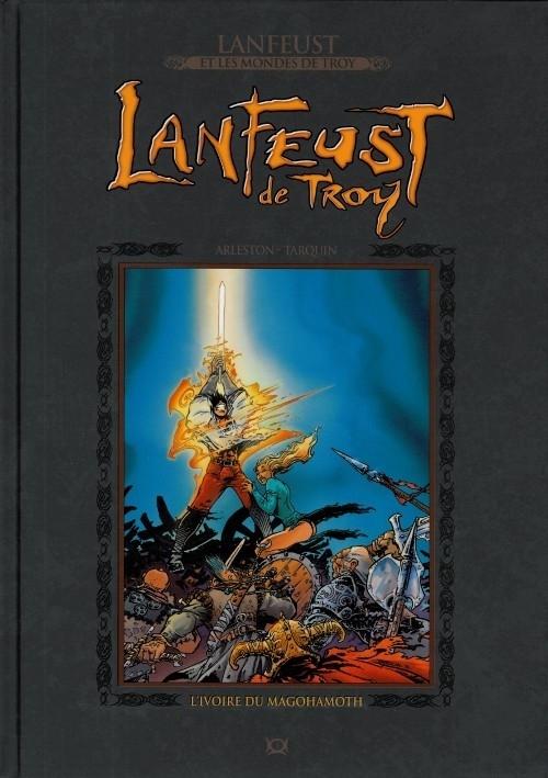 Couverture Lanfeust de Troy, tome 1 : L'ivoire du Magohamoth