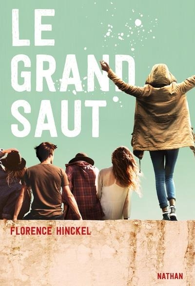 Couverture Le grand saut, tome 1