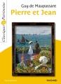 Couverture Pierre et  Jean Editions Magnard (Classiques & Patrimoine) 2015
