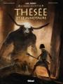 Couverture Thésée et le minotaure Editions Glénat (La sagesse des mythes) 2016