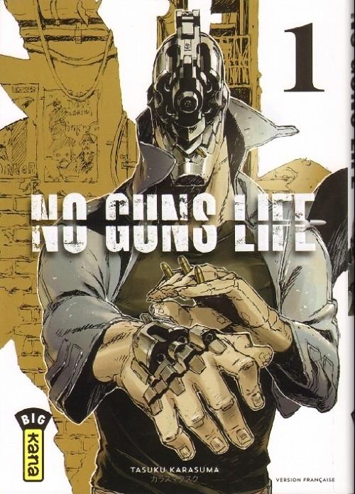 Couverture No guns life, tome 1