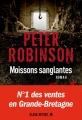 Couverture Moissons sanglantes Editions Albin Michel 2016