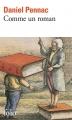 Couverture Comme un roman Editions Folio  2011