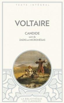 Couverture Candide suivi de Zadig et Micromegas