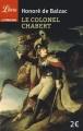 Couverture Le colonel Chabert Editions Librio (Littérature) 2013