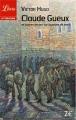 Couverture Claude Gueux et autres textes sur la peine de mort Editions Librio (Littérature) 2012