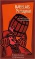 Couverture Pantagruel Editions Flammarion (GF - Etonnants classiques) 1997