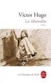 Couverture Les misérables Editions Le livre de poche (Les classiques de poche) 2012