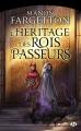 Couverture L'Héritage des rois passeurs Editions Milady (Fantasy) 2016