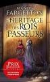 Couverture L'Héritage des rois-passeurs Editions Milady (Fantasy) 2016